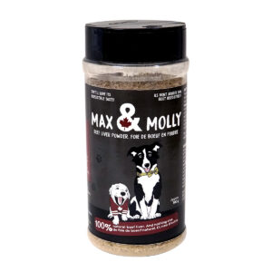 Max & Molly Beef Liver Powder for Dogs