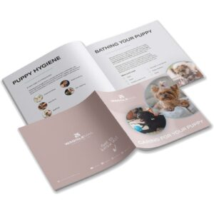 Caring for your puppy booklet